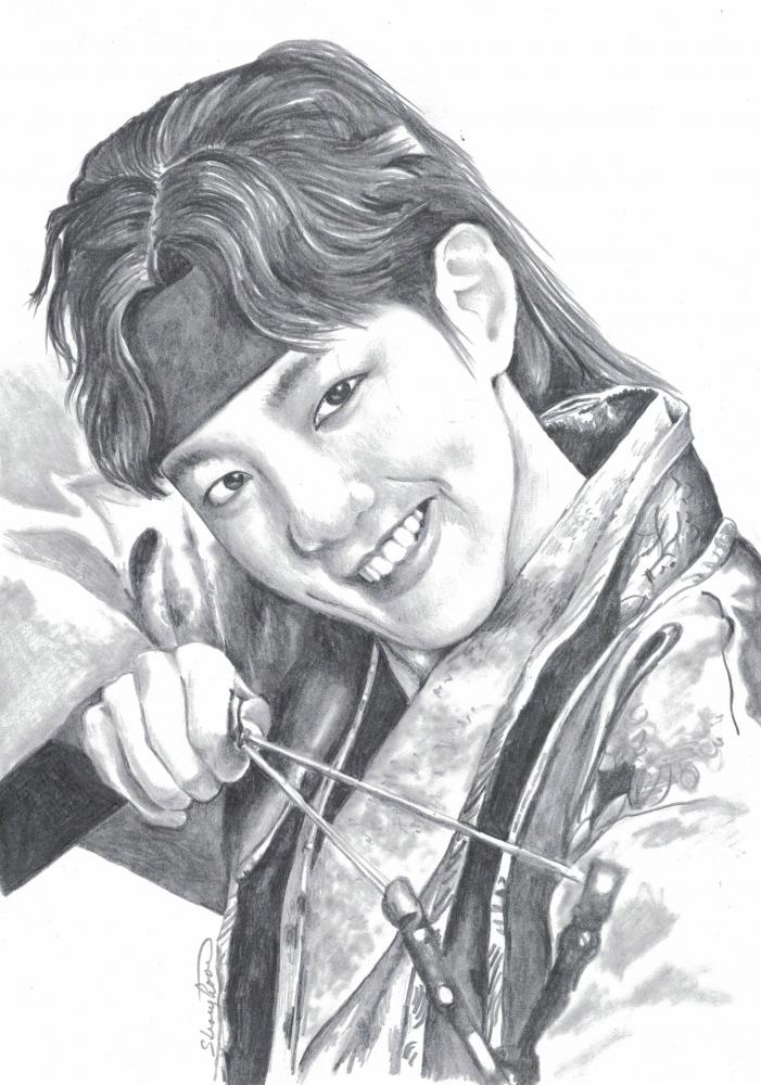 Baekhyun by ZiaCz